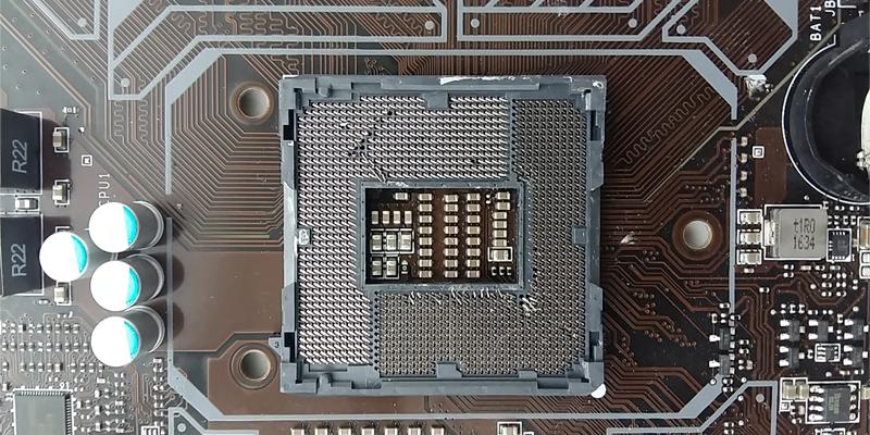 Замена сокета LGA 1151 на MSI B250M PRO