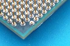 Ремонт замена ножек контактов AMD Ryzen в СПб
