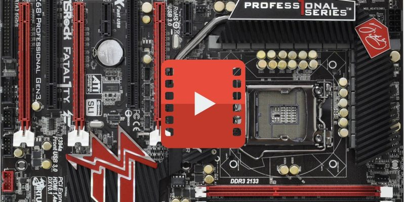 Видео Ремонт. Питание VREF DDR